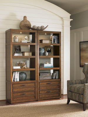 Thumbnail of Lexington - Crystal Sands Bookcase