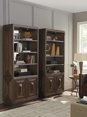 Thumbnail of Lexington - Landry Bookcase