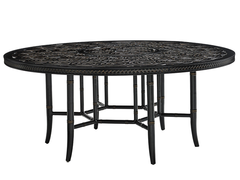 Lexington - Dining Table with Cast Top