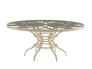 Thumbnail of Lexington - Dining Table with Glass Top