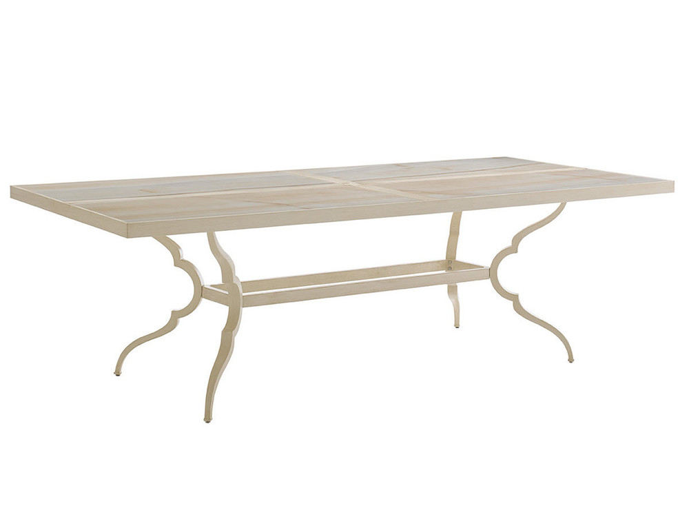 Lexington - Dining Table with Porcelain Top