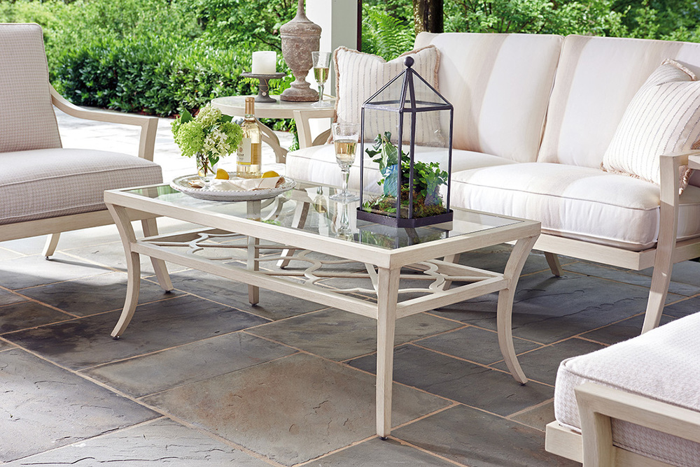 Lexington - Rectangular Cocktail Table