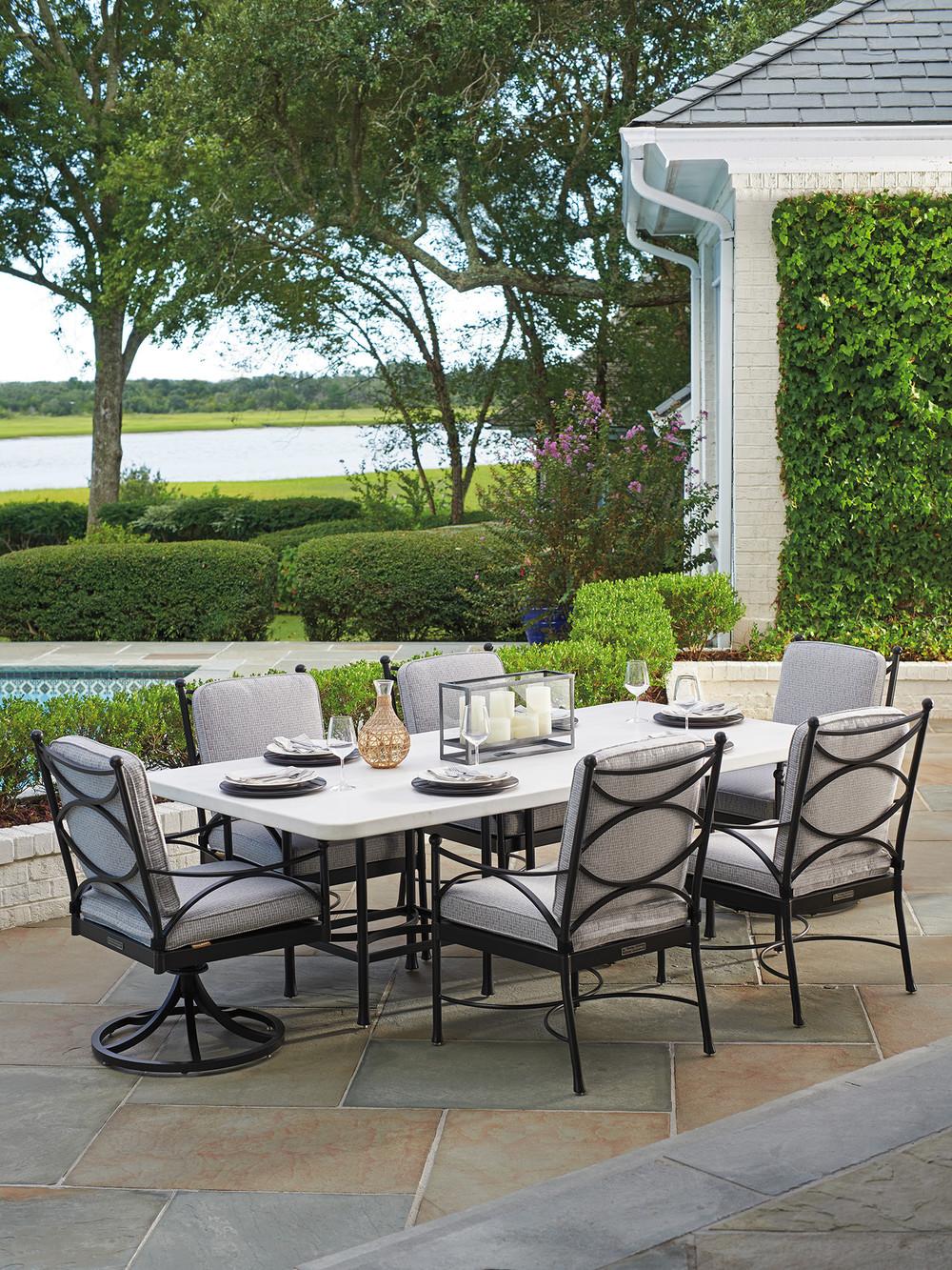 Lexington - Rectangular Dining Table