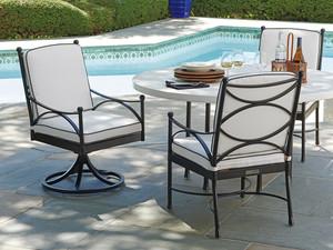 Thumbnail of Lexington - Swivel Rocker Dining Chair