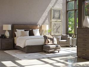 Thumbnail of Lexington - Gramercy Upholstered Bed