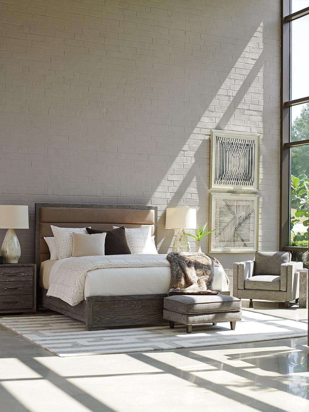 Lexington - Gramercy Upholstered Bed