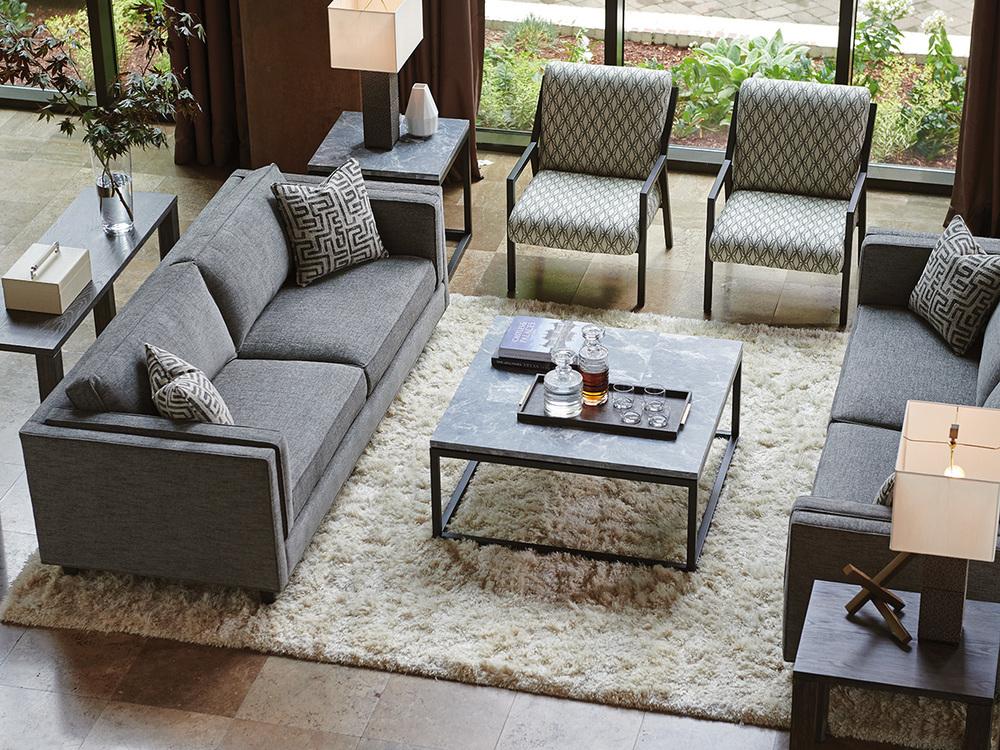 Lexington - Proximity Square Cocktail Table