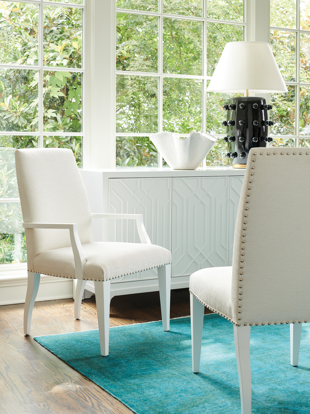 Lexington - Darien Upholstered Arm Chair
