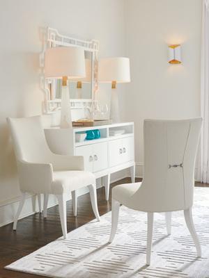 Thumbnail of Lexington - Geneva Upholstered Arm Chair