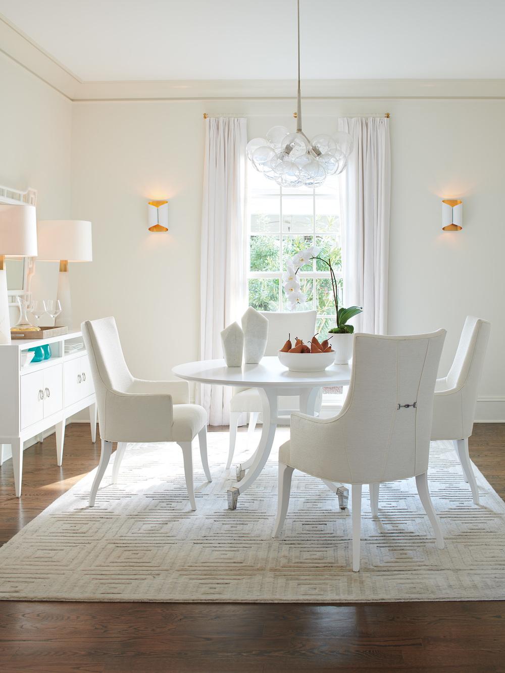 Lexington - Geneva Upholstered Arm Chair