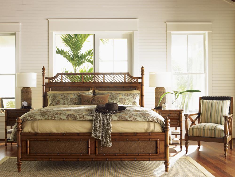 Lexington - West Indies Bed