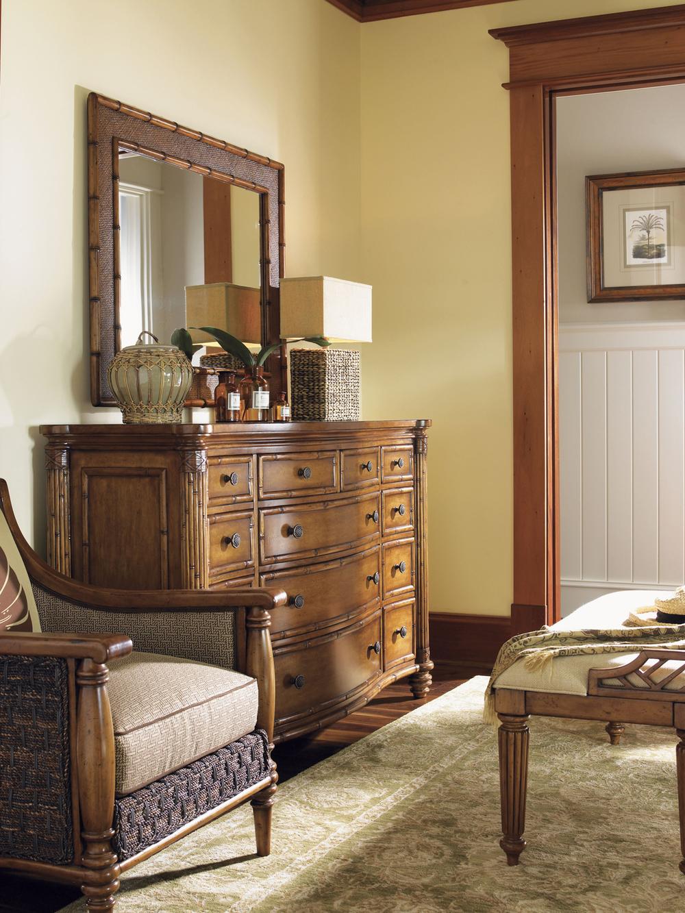 Lexington - Palm Grove Mirror