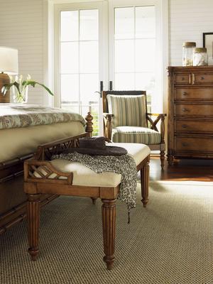Thumbnail of Lexington - Plantain Bed Bench