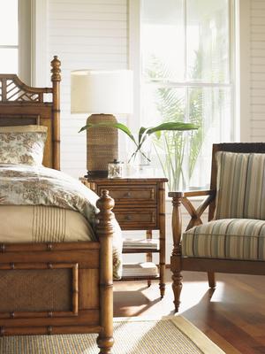 Thumbnail of Lexington - Ginger Island Bedside Chest