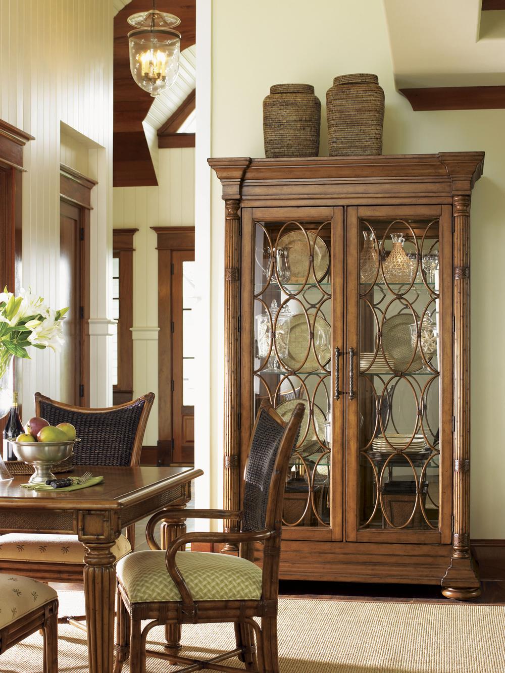 Lexington - Mariana Display Cabinet