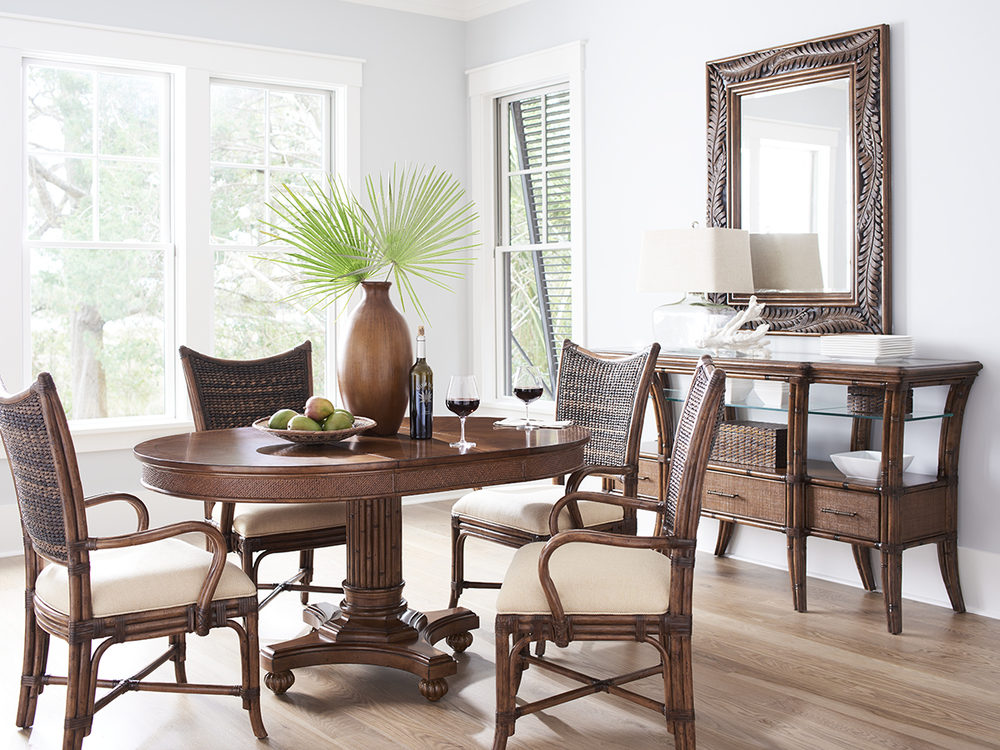 Lexington - Mangrove Arm Chair