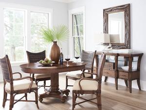 Thumbnail of Lexington - Mangrove Arm Chair