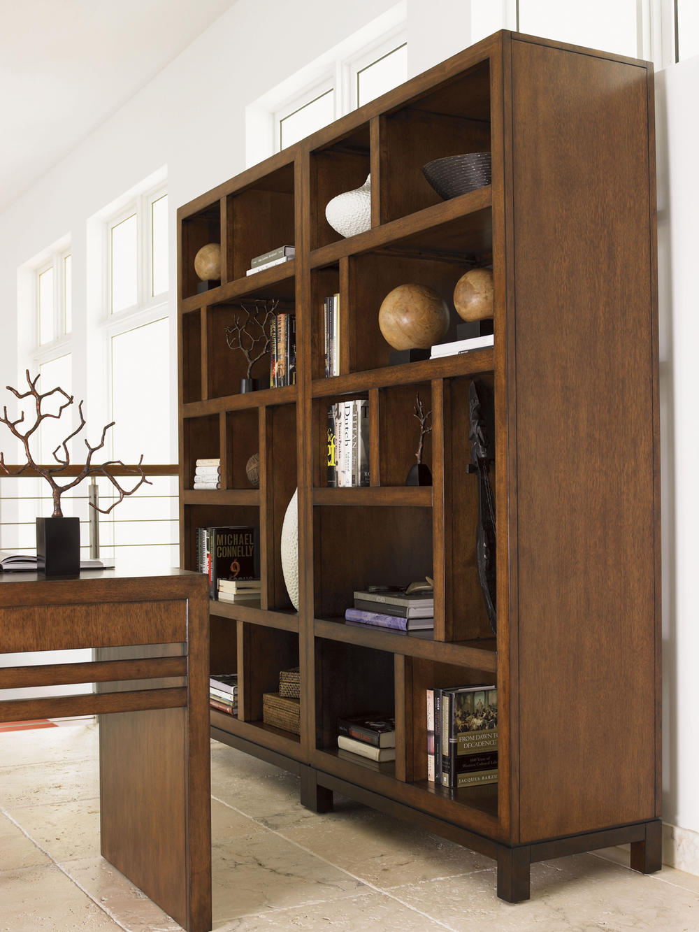 Lexington - Tradewinds Bookcase Etagere