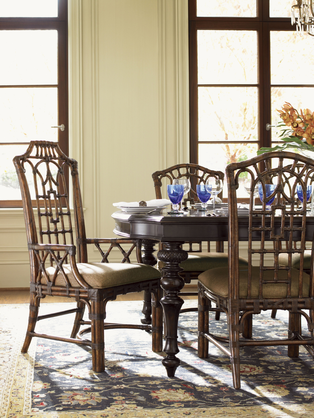 Lexington - Pacific Rim Side Chair