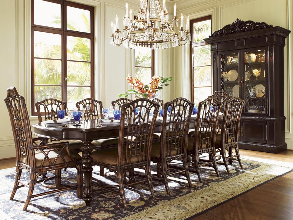 Lexington - Pacific Rim Arm Chair
