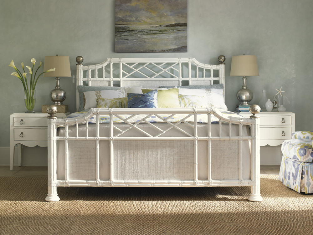 Lexington - Pritchard's Bay Panel Bed