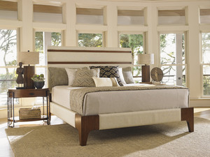 Thumbnail of Lexington - Mandarin Upholstered Panel Bed