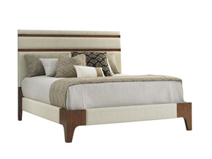 Thumbnail of Lexington - Mandarin Upholstered Panel Bed