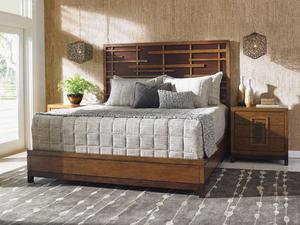 Thumbnail of Lexington - Shanghai Panel Bed