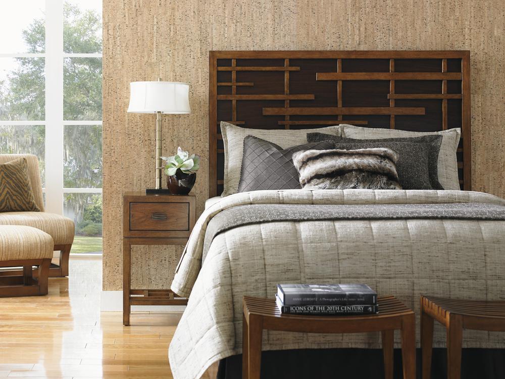Lexington - Shanghai Panel Bed