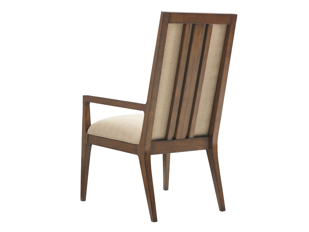 Lexington - Natori Slat Back Arm Chair