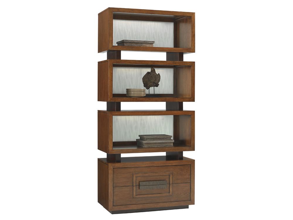 Lexington - Tonga Tiered Bookcase