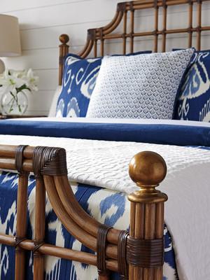 Thumbnail of Lexington - St. Kitts Rattan Bed