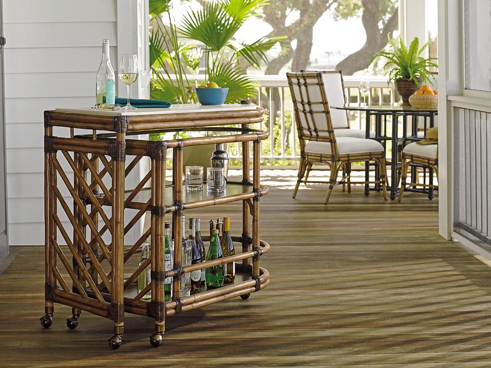 Lexington - Cable Beach Bar Cart