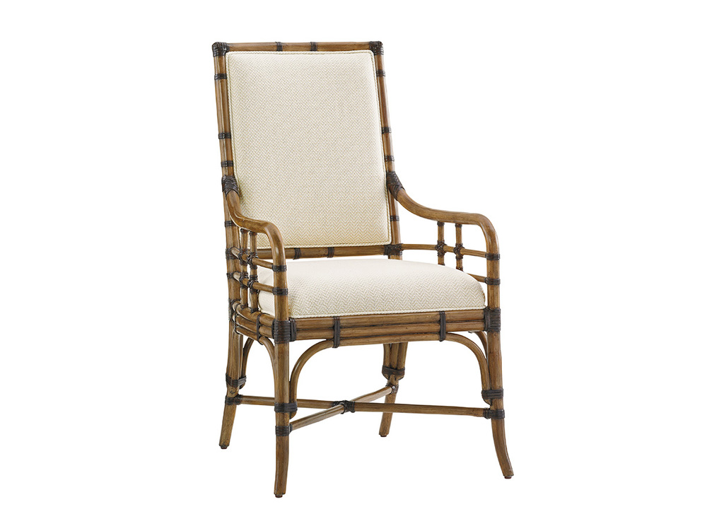 Lexington - Summer Isle Upholstered Arm Chair