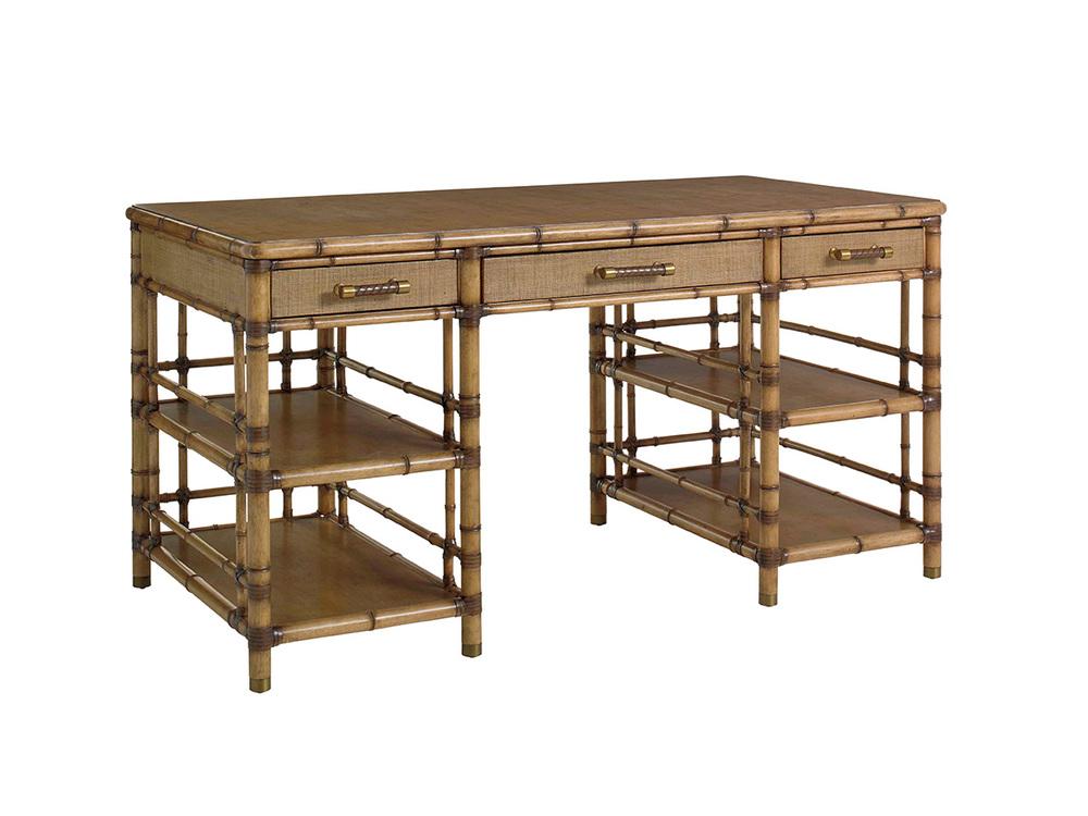 Lexington - St. Vincent Pedestal Desk