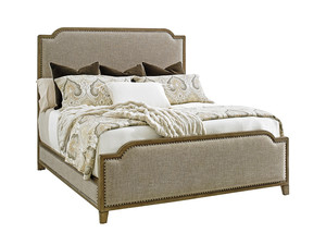 Thumbnail of Lexington - Stone Harbour Upholstered Bed
