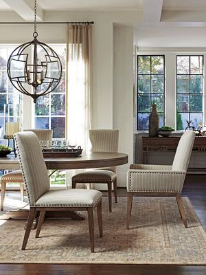 Thumbnail of Lexington - Devereaux Upholstered Arm Chair