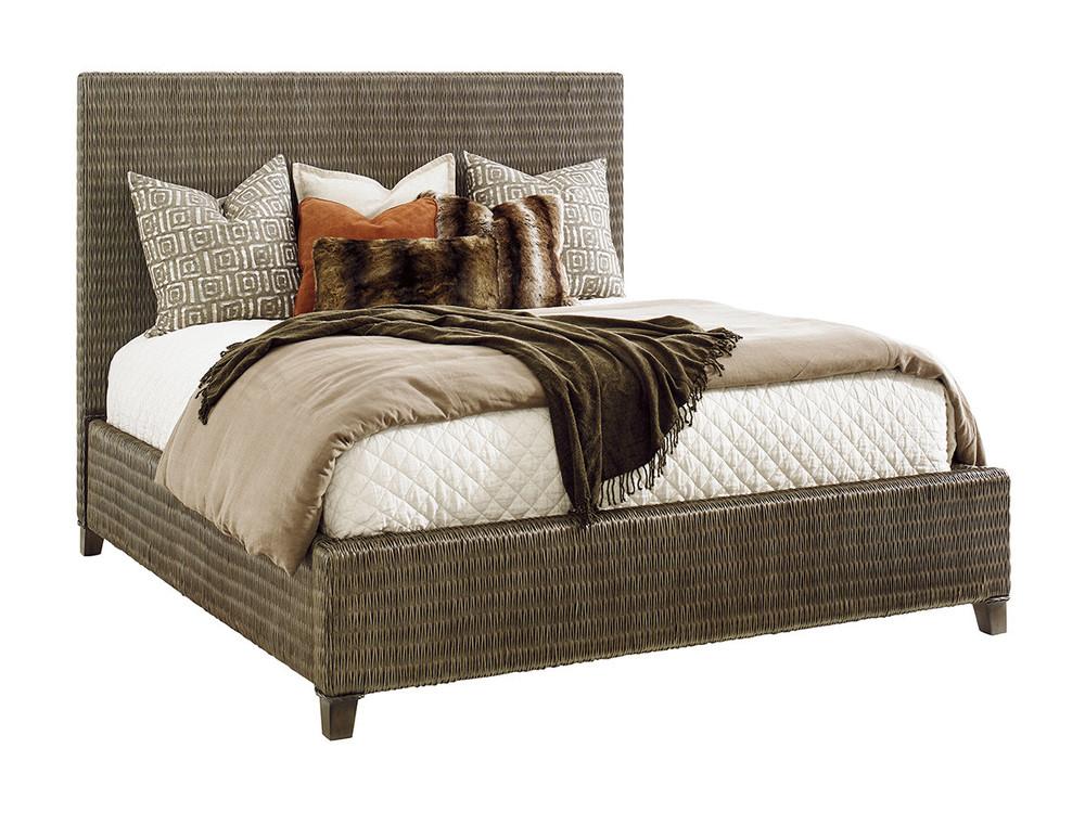 Lexington - Driftwood Isle Woven Bed