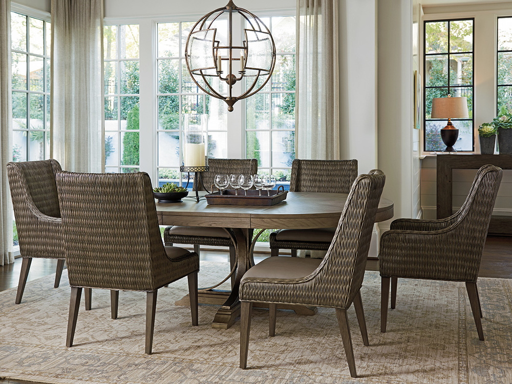 Lexington - Brandon Woven Side Chair