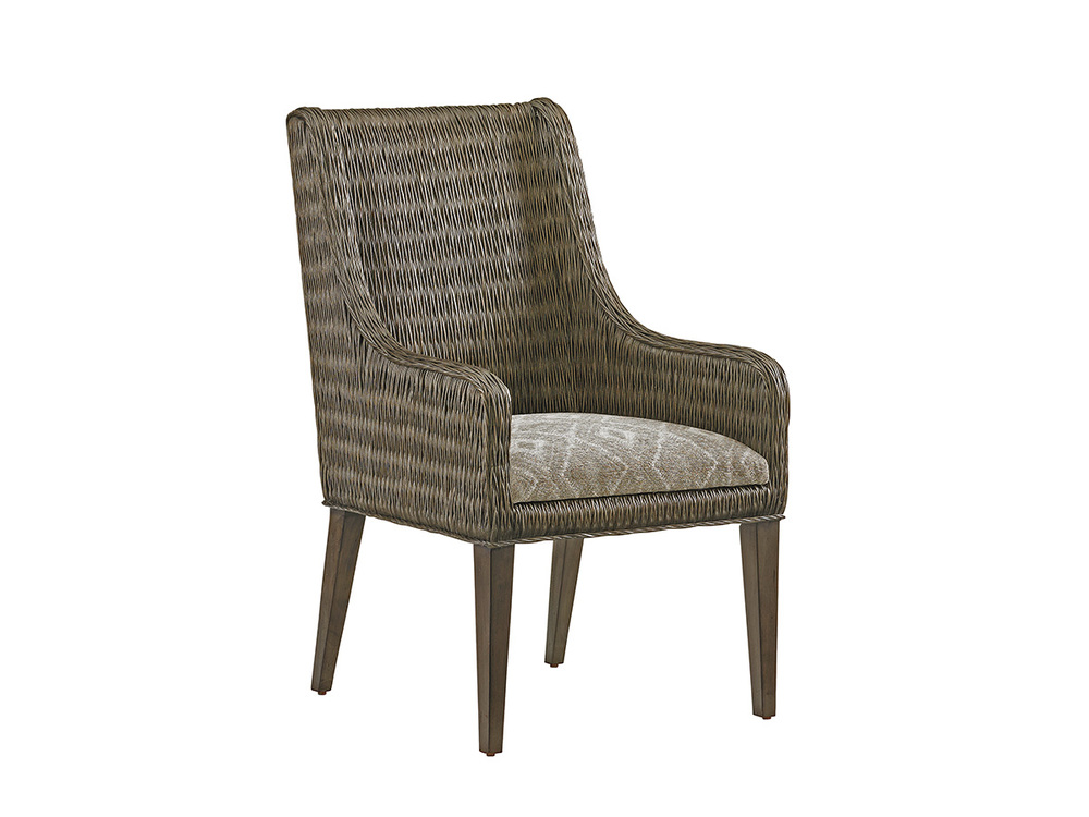 Lexington - Brandon Woven Arm Chair