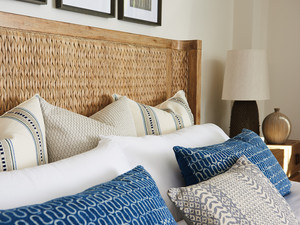 Thumbnail of Lexington - Ivory Coast Woven Bed