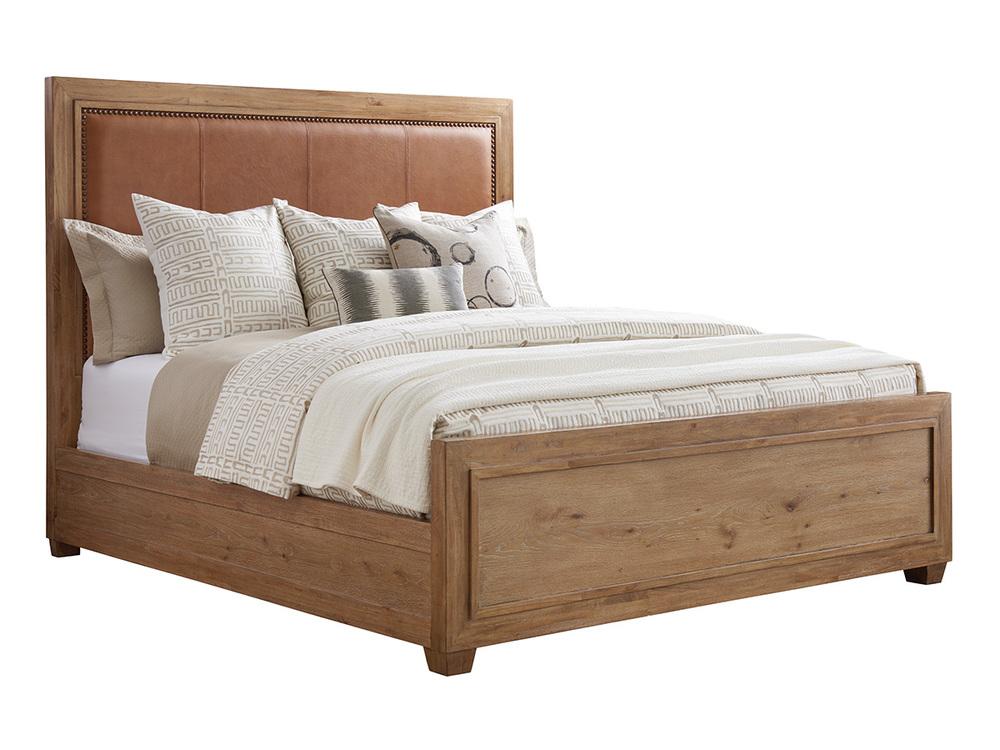 Lexington - Antilles Upholstered Panel Bed