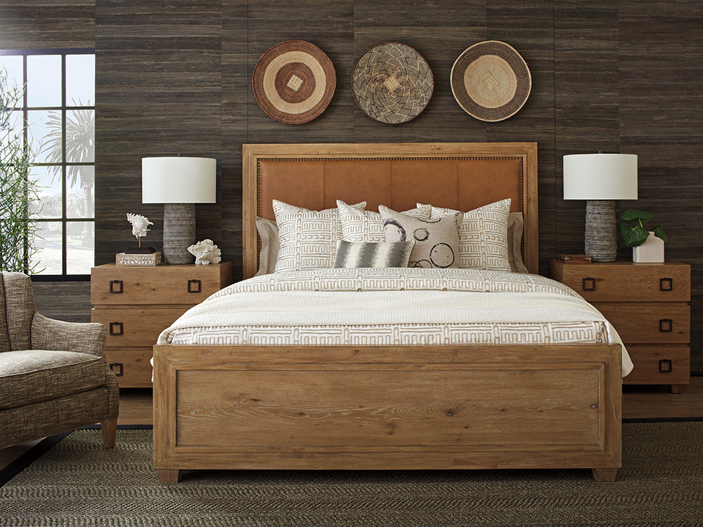 Lexington - Antilles Upholstered Panel Bed