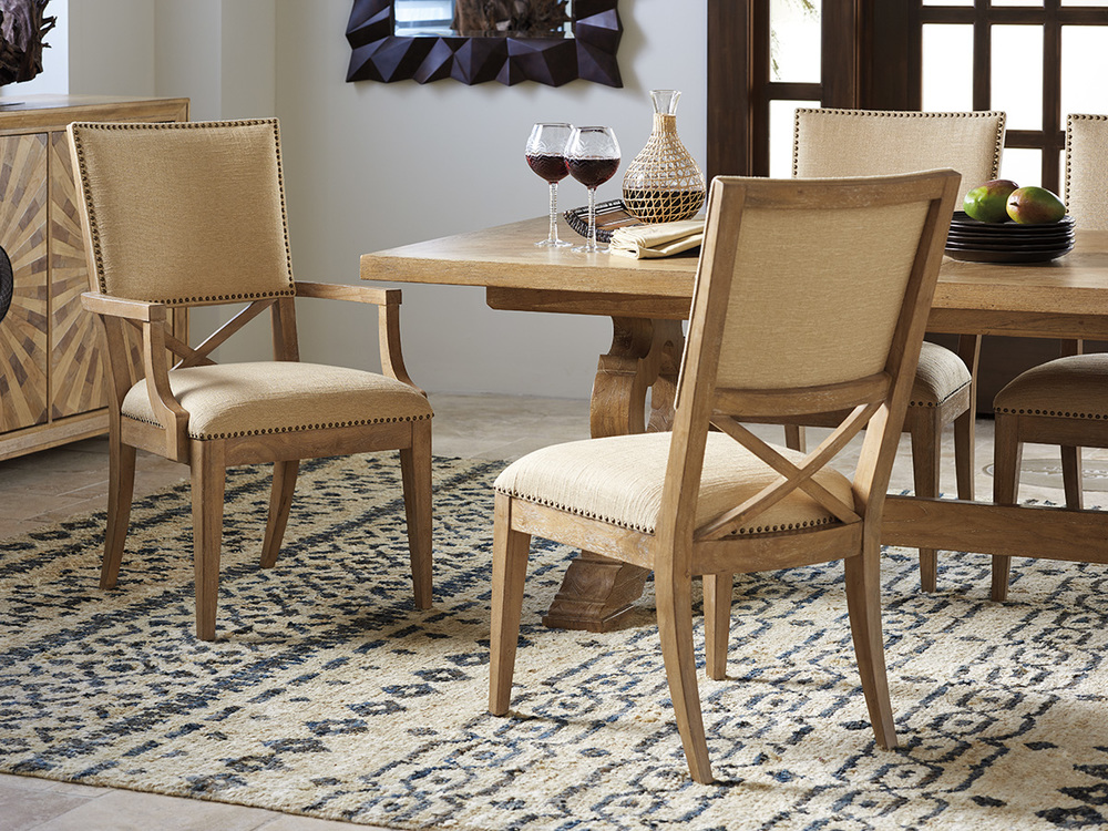 Lexington - Alderman Upholstered Arm Chair