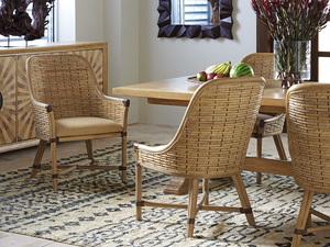 Thumbnail of Lexington - Keeling Woven Side Chair