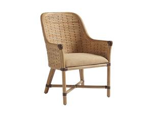 Thumbnail of Lexington - Keeling Woven Arm Chair