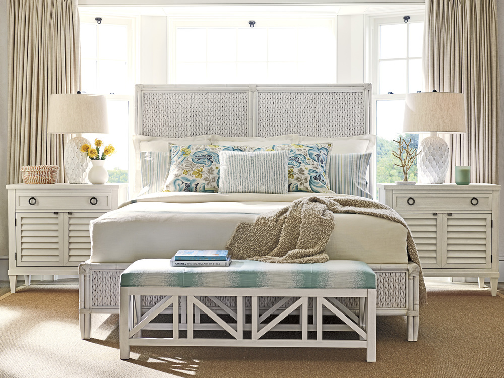 Lexington - Siesta Key Woven Bed
