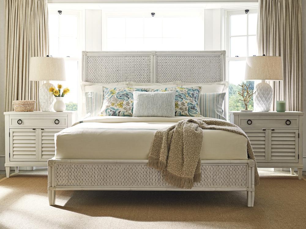 Lexington - Siesta Key Woven Bed