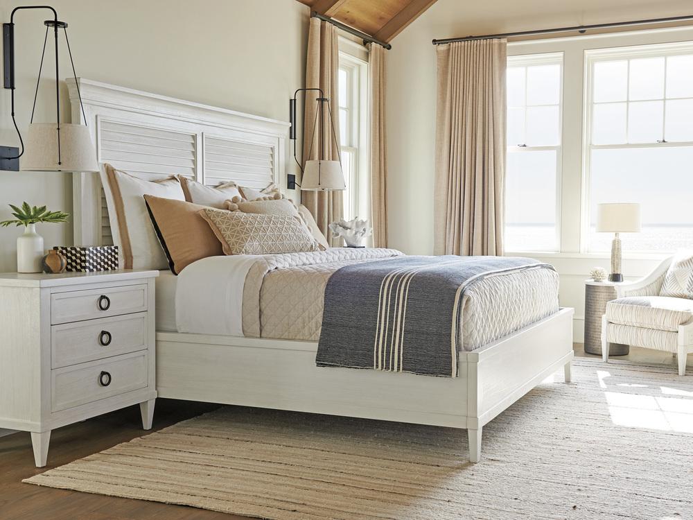 Lexington - Royal Palm Louvered Bed