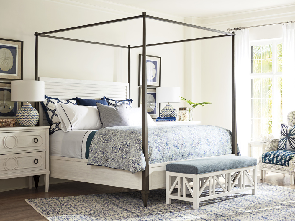 Lexington - Coral Gables Poster Bed